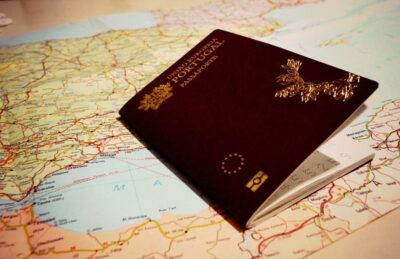 Passaporte Português